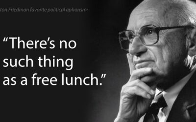 No Free Lunches and the National Debt