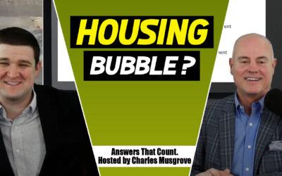 Housing Bubble Prediction 2021 with Myles Bradley