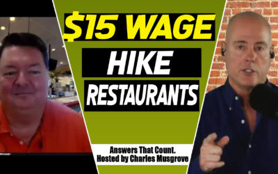 $15 Wage Increase with John Horne – Transcript