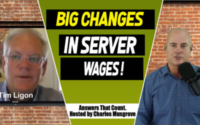 Big Changes in Server Pay – Transcript